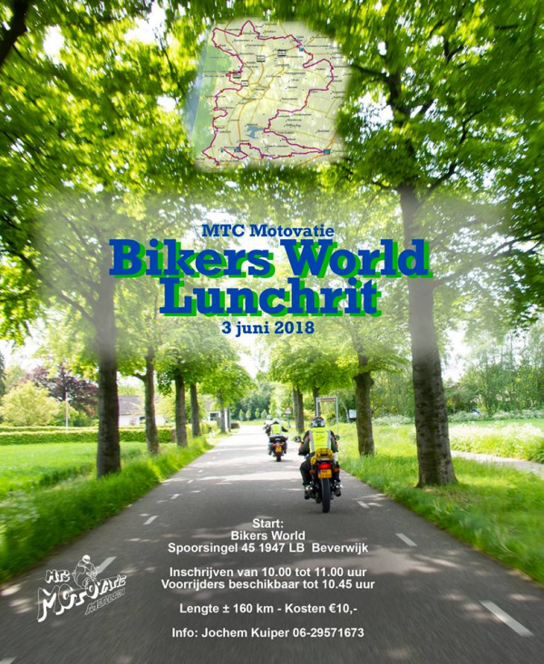 Bikers World Lunchrit 2018